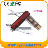 Multifunctional USB Drive Pen Drive with Knife (ET020)