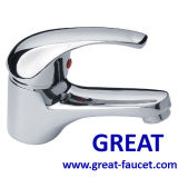 Brass Bathroom Basin Faucet with Reasonable Price