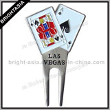 Metal Golf Divot Tool for Ball Marker (BYH-10265)