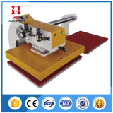 Double-Position Pneumatic T-Shirt Heat Transfer Printing Machine