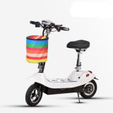 "New Folding E-Scooter with 10"" Wheel"