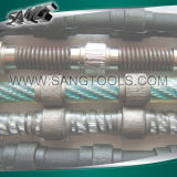 High Quanlity Diamond Wire Saw for Granite and Marble Quarry