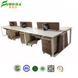 Modern High Quality Wood Partition Workstation Office Partition