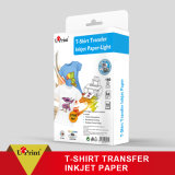 A4 A3 Size Laser& Inkjet Dark and Light Heat Transfer Paper Dark for Clothes Printing