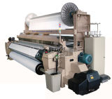 High and Low Dual Loom Beam Air Jet Loom