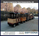 Wood Trackless Road Train, Tourist Tran, Tour Train