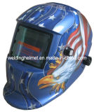 Cr2032 Replaceable Battery/Grinding Mode Welding Helmet (E1190TF)