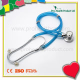 Kid Dual Head Stethoscope With Clock