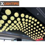 Best Price DMX Winch Kinetic Lighting Ball LED Kinetic Light
