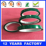 Price of Good 0.06mm High Temperature Masking Green Pet Tape