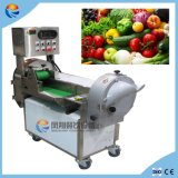 Automatic Lettuce Yam Okar Onion Mushroom Vegetable Cube Pieces Strips Cutter