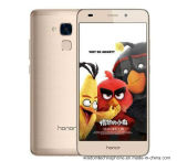 "Original Huawei Honor 5c Kirin 650 Octa Core 4G FDD Lte 3GB RAM 32GB ROM Mobile Phone 5.2"" FHD 1080P 13.0MP Metal Smart Phone Silver"