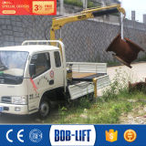 Construction Machinery Mobile Small Crane for Truck-Mounted with Good Price