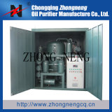 China Ultra Efficient Double Stage Vacuum Transformer Oil Filtration System