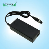 Universal 54.6V 2A Li-ion Battery Charger Laptop Desktop Charger