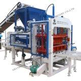 Power Saving 30% New Fly Ash Brick Machine Qt4-15 Construction Building Material