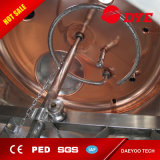 Turnkey Red Copper Commercial Pub Beer Brewery Equipment