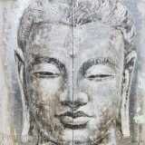 Buddha Craft Oil Art Painting