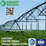 Linear Towable Watering Machinery Center Pivot Irrigation System for Sale