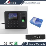 Cheapest Price Biometric Fingerprint Time Attendance with RFID Card Reader