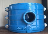 Od 315mm PE/PVC/Ductile Iron Pipe Saddle Clamp