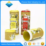 Custom Christmas Gift Package Cardboard Cylinder Box