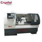 Ck6150t New Chinese CNC Lathe Machine With7.5kw Main Motor Power
