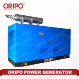 China High Quality Silent Powerplant Diesel Biogas Generator Set