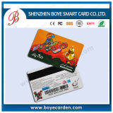 ISO Cr80 PVC Magnetic Stripe Card