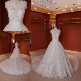 China Custom Made Ballgown Bridal Wedding Gown Factory Z11124