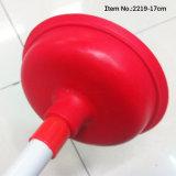 "6.7"" Bathroom Drain Buster PVC Handle Plumber"
