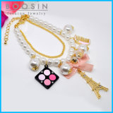 High Quality Fashion Eye Shadow Cosmetic Charm Pearl Bracelet #31447