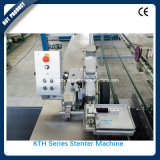 Knit Fabric Stenter Textile Finishing Machine