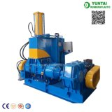 New Design Hydraulic Tilting 35 Liter Intensive Plastic and Rubber Dispersion Mixer