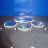 Baf2 Plano-Convex Spherical Lenses