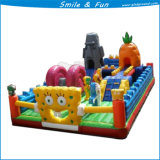 High Quality Inflatable Toddler Amusement Inflatable Ground Klto-022
