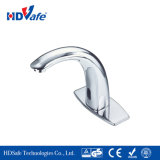 Deck Mounted Brass Basin Auto Sanitary Faucet with Sensor