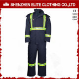 Uniform Construction Flame Retardant Overalls Winter Workwear (ELTCVJ-10)