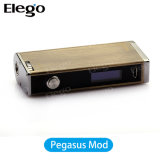 Elego Wholesale Vapor Cigarette Aspire Pegasus 70W Box Mod Wholesale Electronic Cigarette