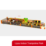 China Manufacturer Customized Commercial Children Amusement Park Prices Big Indoor Sport Trampoline Park for Sale