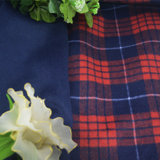 Slap-up and Colourful Double-Faced Over Coating Woolen Fabric