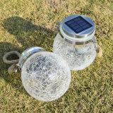Eco Friendly Festival Christmas Decoration Outdoor LED Park Garden Light Solar Glass Ball Lights