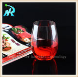 120ml Plastic Wine Glass Water Cup