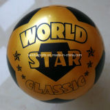 22cm Single Color Printing PVC Toy Soccerball Football Factory Price