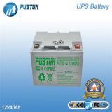 Pustun AGM Long Life Deep-Cycle SLA Mf VRLA Battery with High Quality 12V40ah