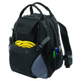 Durable High Quality 1680d Multi-Function Multi-Pocket Electrician Backpack Tool Bag Backpack