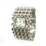 Wholesale Gift Fashion Jewelry Custom Logo Quartz Movt Watch (cm19095)
