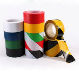 PVC Reflective Barricade Warning Tape Use for Traffic Safety