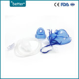 Disposable Portable Nebulizer Mask Kit with Oxygen Tubing