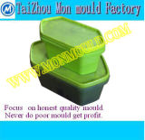 Injection Mould for Oil, Butter, Grease Container/Butter Box Mould/Food Stock Box Mould